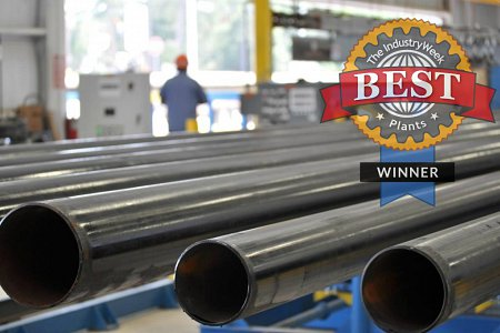 L.B. Foster Awarded for Manufacturing Excellence